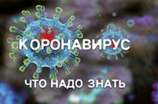 О коронавирусе